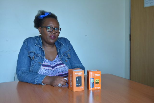 Virginia Waruingi, Devices Manager at Orange Kenya
