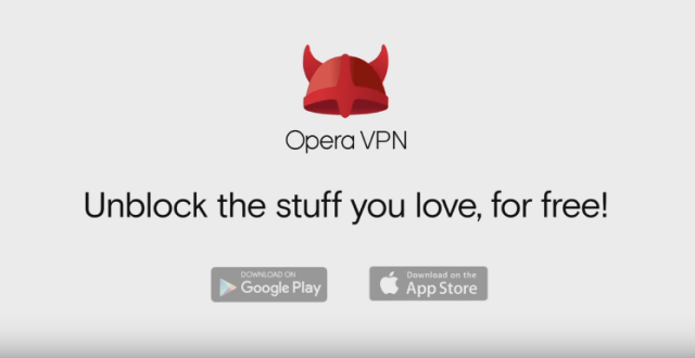 Opera VPN for Android