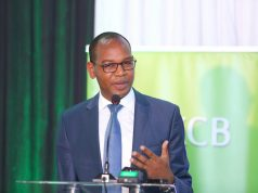 KCB CEO Joshua Oigara