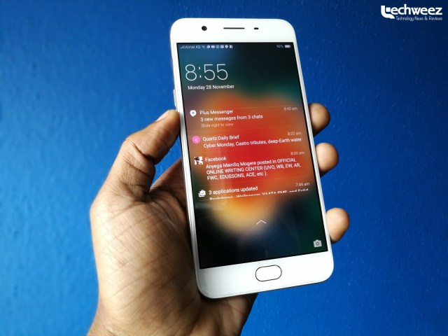 Oppo F1s Review
