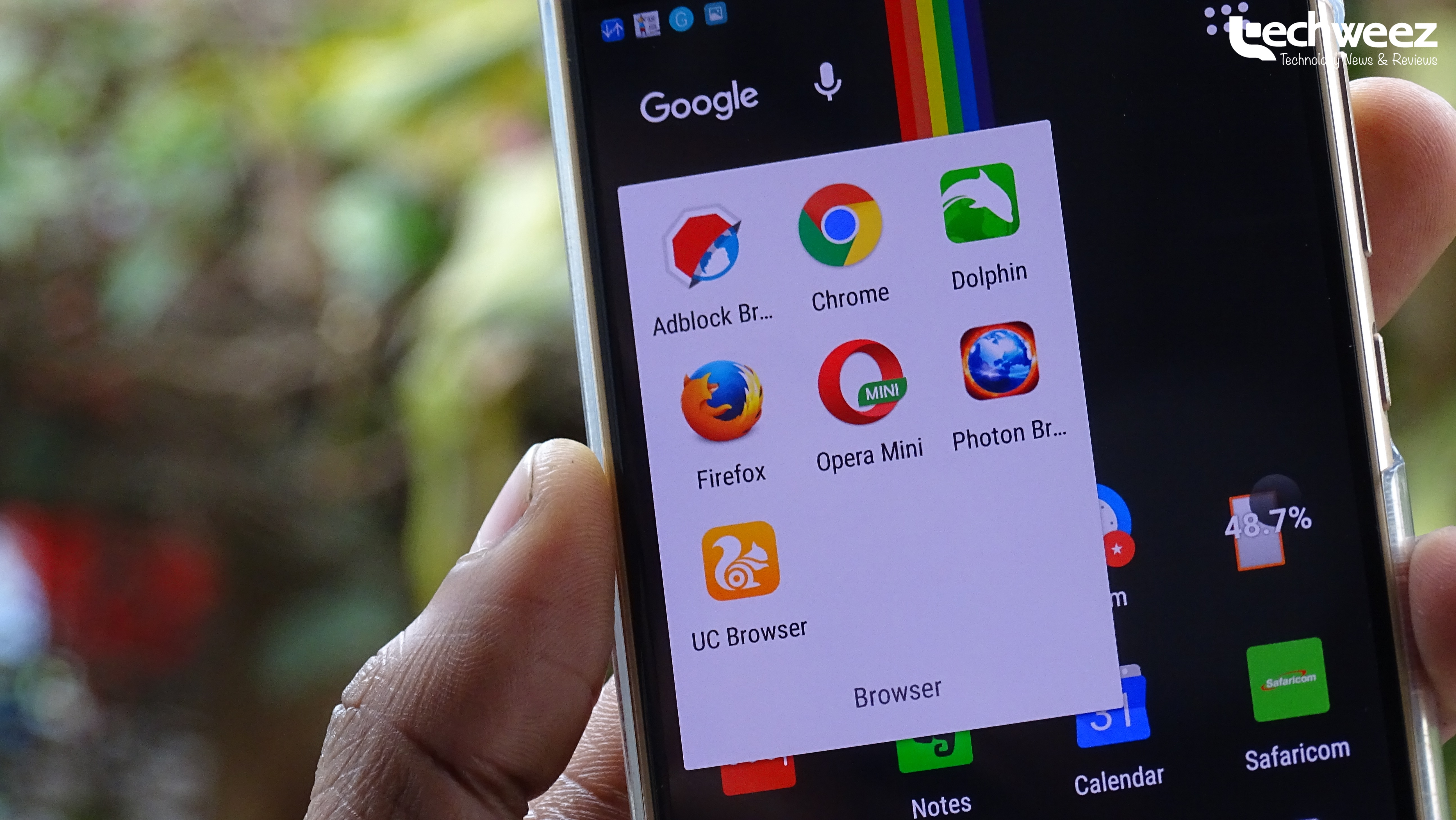 Which Mobile Web Browser Do You Use?