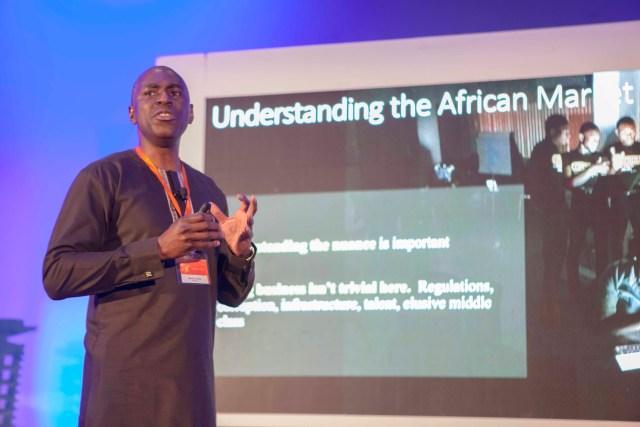 Bambo Sofolo, Partner Director of Software Engineering at Microsoft
