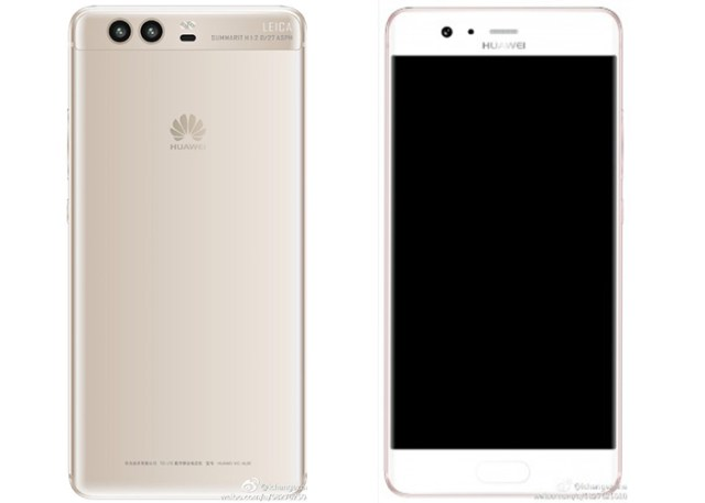 Huawei P10 Flat Display
