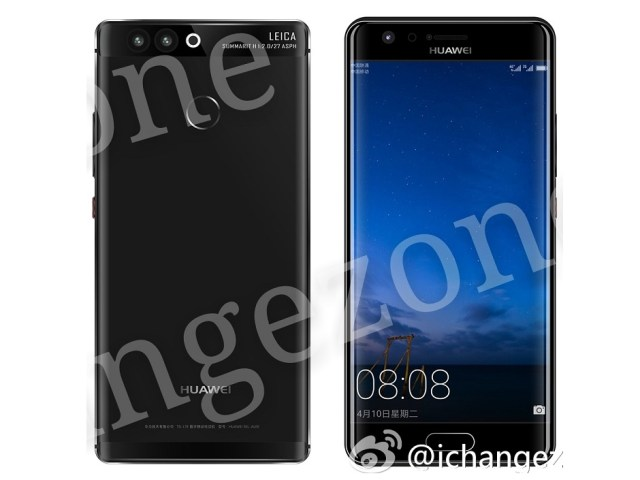 Huawei P10 Curved Edge Display