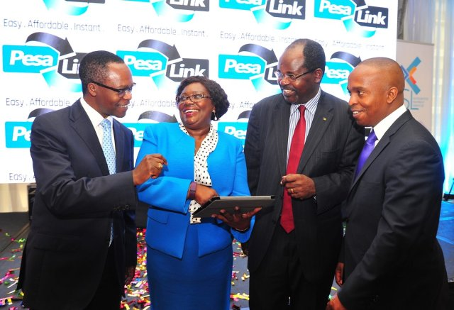 PesaLink Kenya Bankers Association