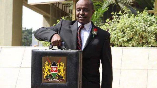 Kenya Budget 2017