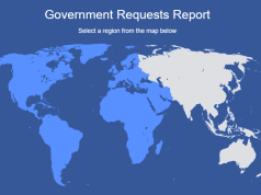 facebook government requests 2016