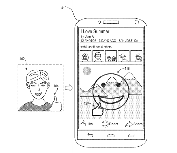 Facebook Patents