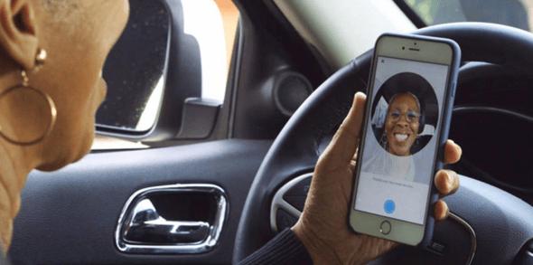 Uber real time Id check