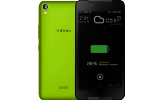 Infinix Smart Official Render