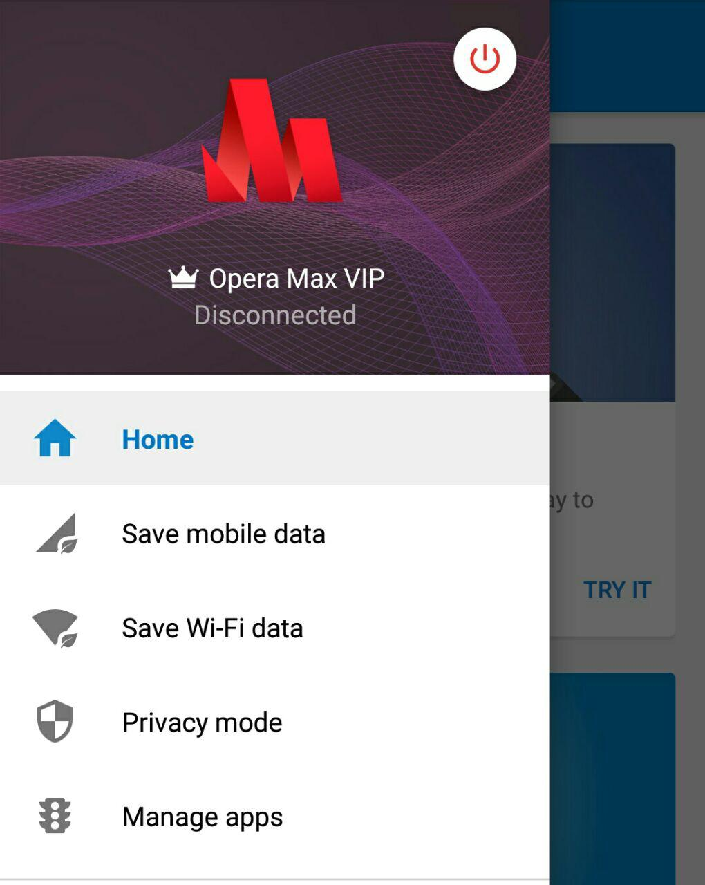 Data Compression App Opera Max Discontinued and Ghosted from the