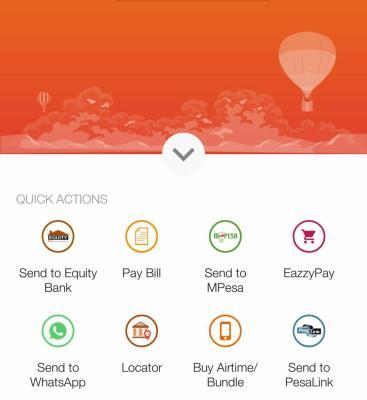 Equity Eazzybanking App