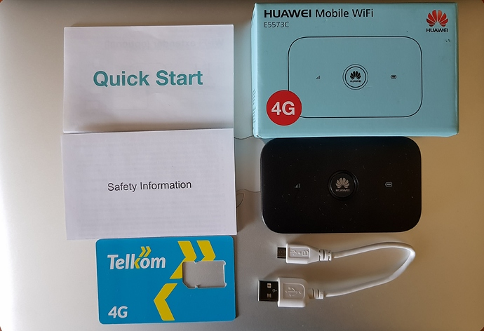 How to Set Up Telkom's 4G MiFi Device in 5 Easy Steps