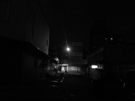 Nokia 8 BW Low Light Sample