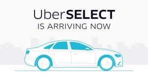 Uber Select