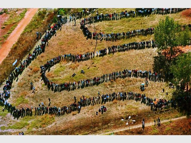 Voting Queues