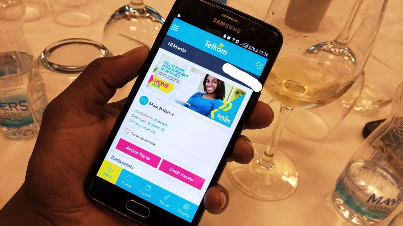 Four Quick Ways To Recharge Your Telkom SIM Using My Telkom App