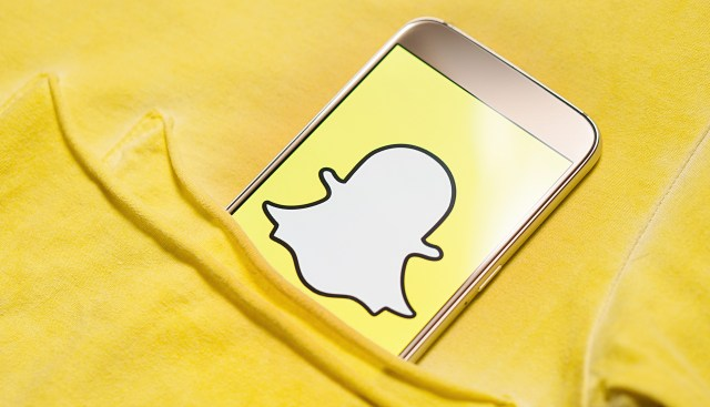 snapchat new android app algorithm timeline