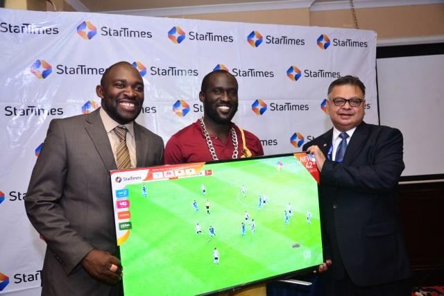 StarTimes bouquets TVs