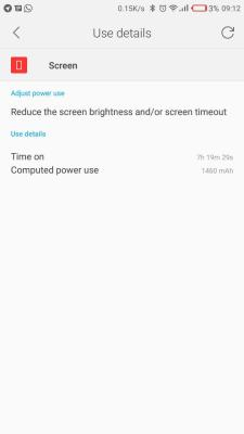 Tecno Phantom 8 Battery