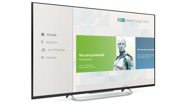 ESET Smart TV Security
