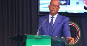 Bob Collymore