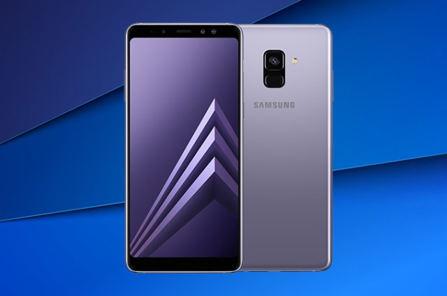 Samsung Galaxy A8+ Product Image