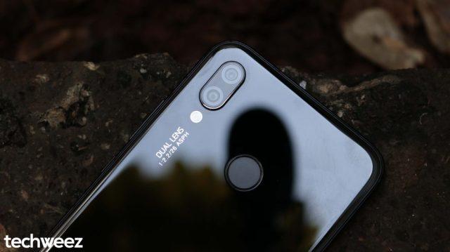 Huawei P20 Lite Back