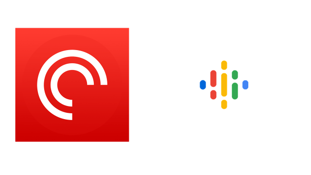 Google Podcasts vs Pocket Casts