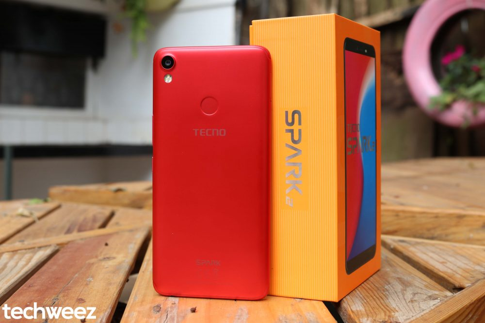 TECNO Spark 2 Unboxing and First Impressions