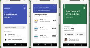 Uber lite india