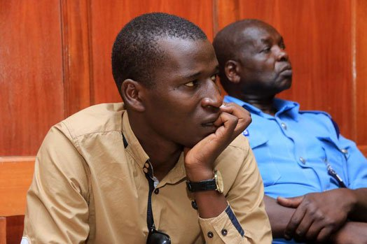 cyprian nyakundi twitter account suspended again