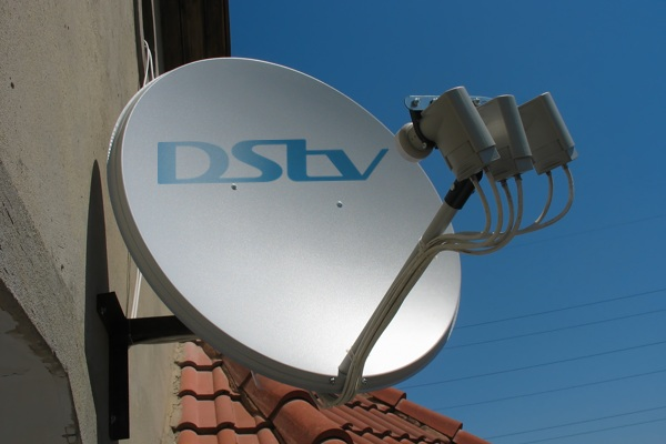 man arrested dstv copyright infringement