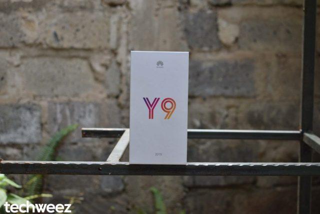 Huawei Y9 2019 Box
