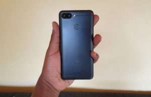 Xiaomi Redmi 6 Back