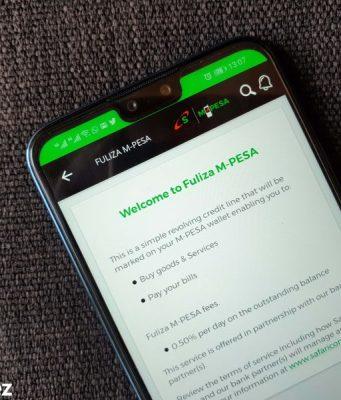 Fuliza M-Pesa