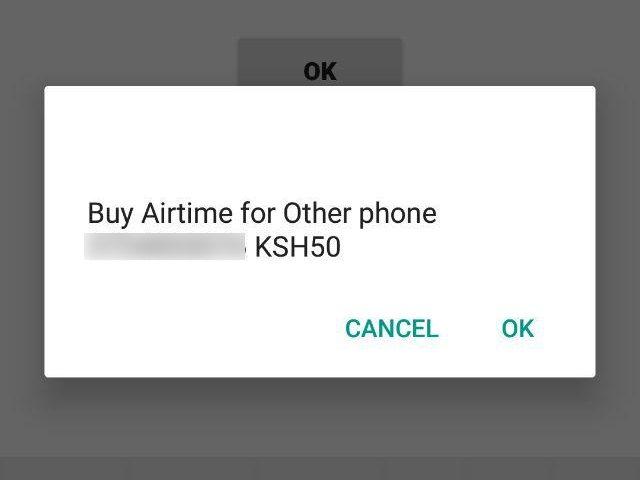 Safaricom Okoa Jahazi Sambaza Experiment