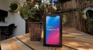 Tecno Camon 11 Box