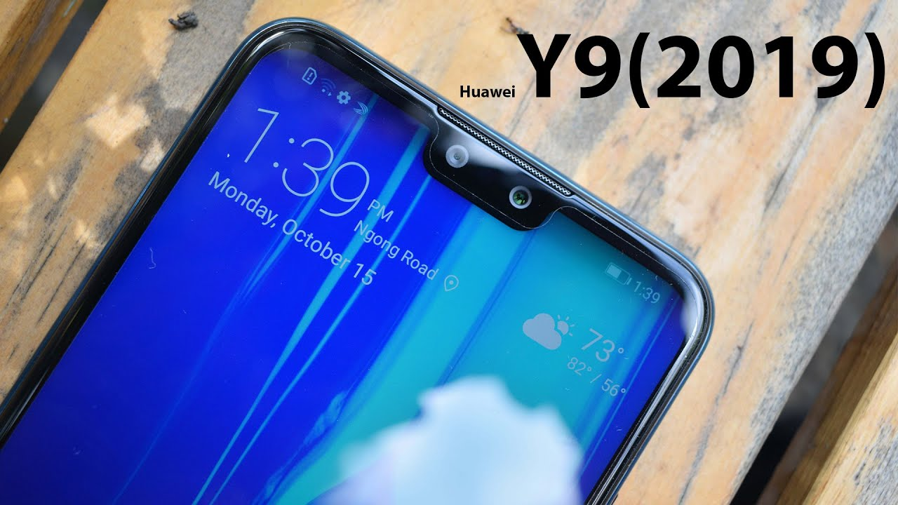 Huawei Y9 (2019) Review - Camera, AI, Action!