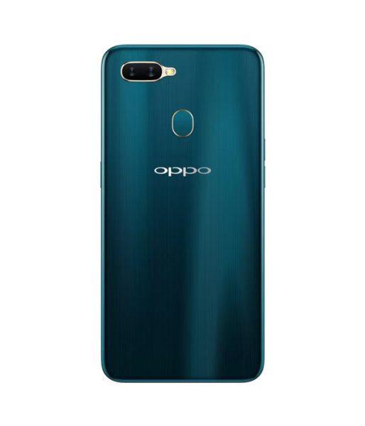 OPPO A7 Glaze Blue