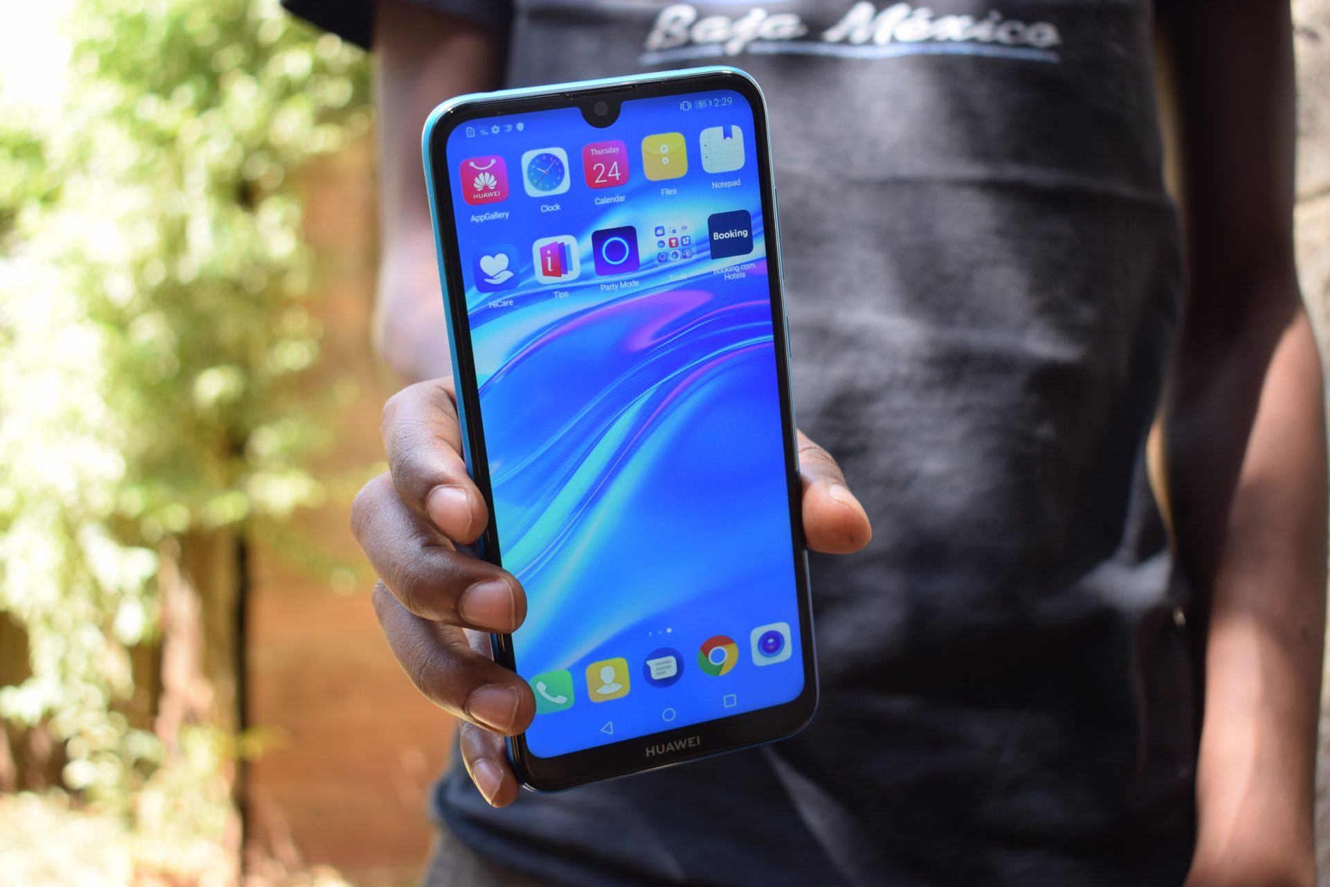 Huawei Y7 Prime 2019 Launched in Kenya with Teardrop Display