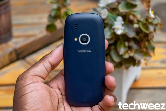 Nokia 3310 Camera