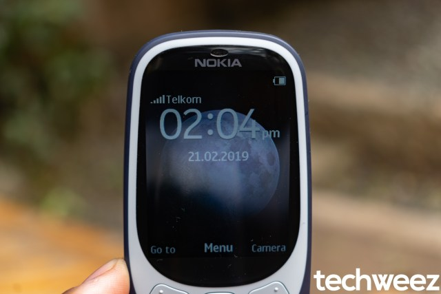 Nokia 3310 Screen
