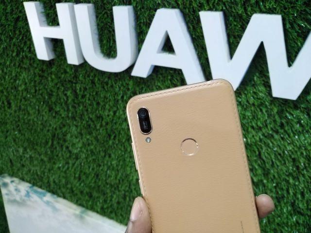 Huawei Y6 Prime 2019 Amber Brown