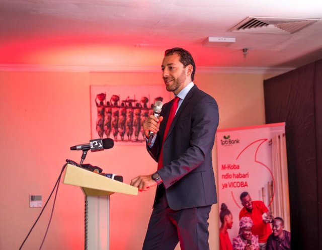 Hisham Hendi, MD, Vodacom Tanzania