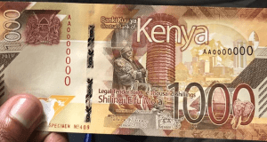 New Currency Kenya
