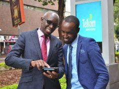 Telkom Kenya Kris Senanu