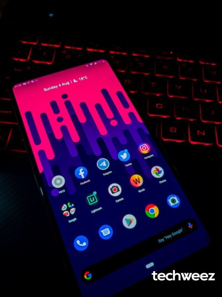 Nokia 9 Software