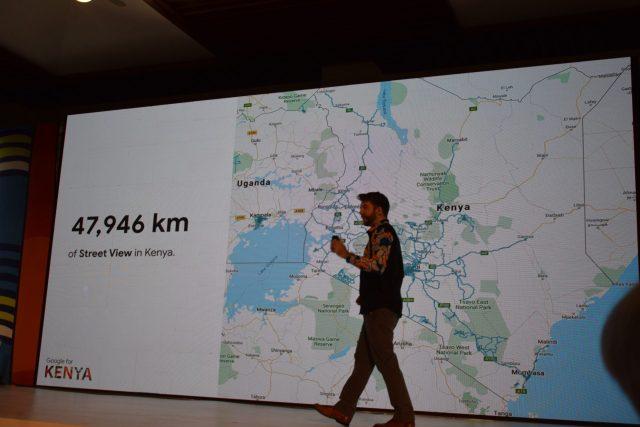 Google Maps Street View Kenya