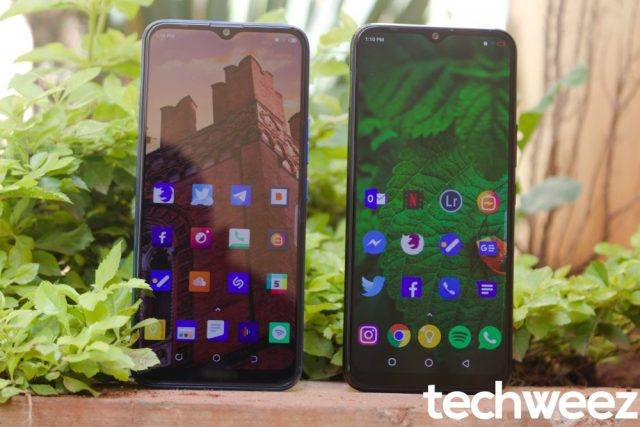 Infinix Hot 8 vs TECNO Spark 4